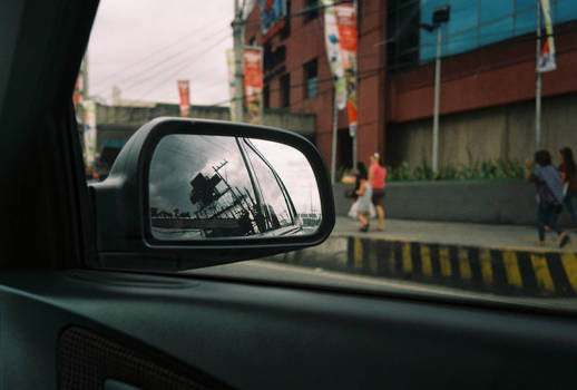 Side Mirror by happybokeh