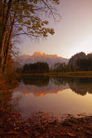 autumnlake by photoplace