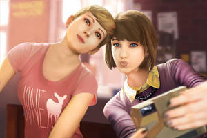 Life Is Strange - Max and Victoria by Samno95