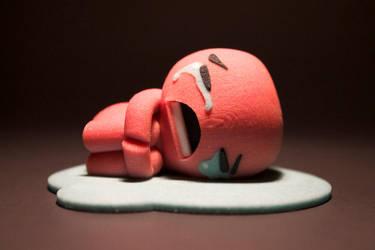 Figurine: Desktop Isaac by BlockEraser