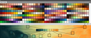 RS Color Palette by CGCookie