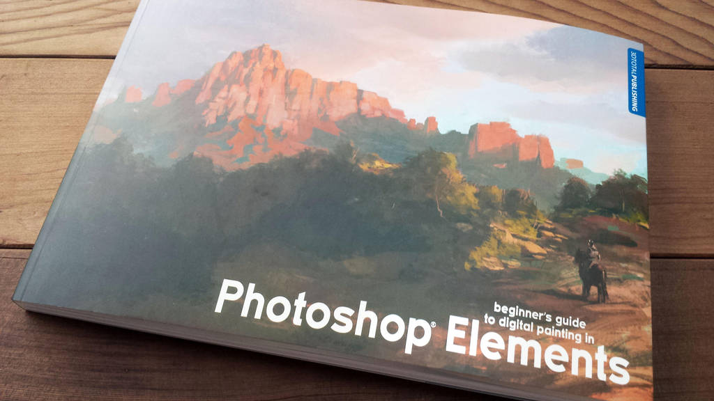 Artbook Review Beginners Guide To Digital Painting By Cgcookie On