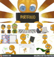 Tutorial: Building a Better Portfolio by CGCookie