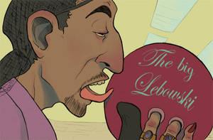 The big Lebowski by Le-Sushi