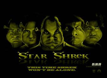 STAR SHREK by MAYURG