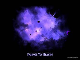 Passage to Heaven by MAYURG