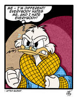 Scrooge McDuck: 1st. Appearance Tribute by UncleScooter