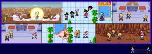 Dragon Ball El Origen Del Lssj3 Parte 3 by naickmer