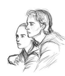 Brian and Mia by Elfiore