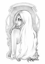Lady de Rechain by Obsydienn