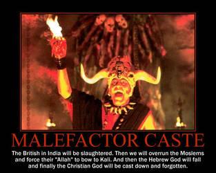 Mola Ram: Malefactor Caste by Dark-Benefactor