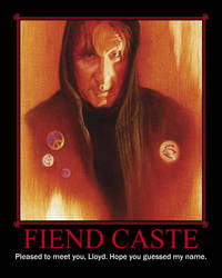 Randall Flagg: Fiend Caste by Dark-Benefactor