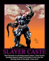 Darkseid: Slayer Caste by Dark-Benefactor
