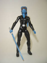 Custom Star Wars Alema Rar Action Figure by Mandalore2525