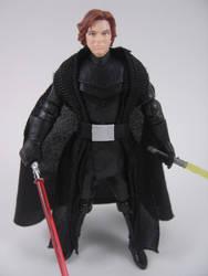 Custom Star Wars Jacen Solo Action Figure by Mandalore2525
