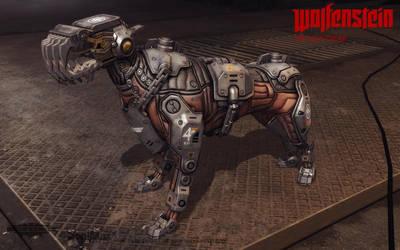 Kampfhund 1960 by panick