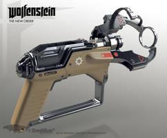 Laser Cutter Highpoly by panick