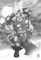 The Mighty Thor by markg