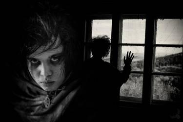 Behind the Secret Window by ImaginariumBlahnik