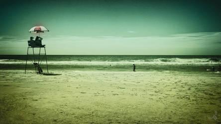 Ocean Beach, New Zealand by ImaginariumBlahnik