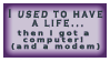 STAMP: a Life? by StampsGoneMissing