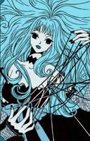 XXX Holic - Spider Lady by myoo89