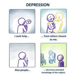 Depression (VIVA) by myoo89