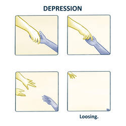 Depression - Loosing (VIVA) by myoo89
