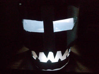 kohn helmet light testing by imboredsoidraw93