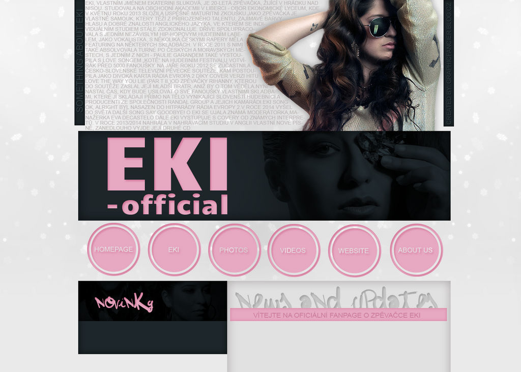 EKi layout 2 by VelvetHorse