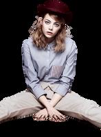 Emma Stone PNG 2 by VelvetHorse
