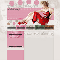 Rachel McAdams layout 1 by VelvetHorse