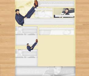 Jamie Dornan layout 1 by VelvetHorse