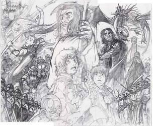 Lord of the Rings by Magilla-da-Killah