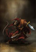 commission: techno fantsay ratfolk by bobgreyvenstein