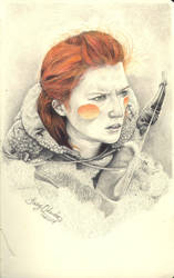 Ygritte by LadyOrlandoArt