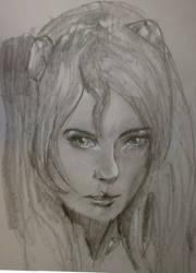 portrait by peppoW
