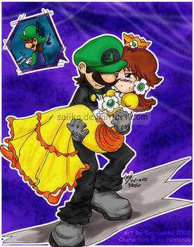 Mario: No Guts by saiiko