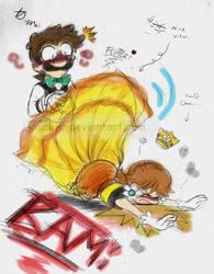 Mario: Tango Tanglers -Part II by saiiko