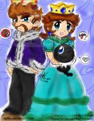 Mario: I'd LYTM...my family by saiiko