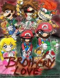 Mario: Brotherly Love - Cover by saiiko