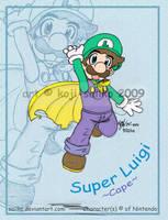 Mario: Super Luigi by saiiko