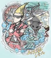GT: Ghost Trick by saiiko
