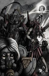 Faith is the Blade of War by Brett-Neufeld