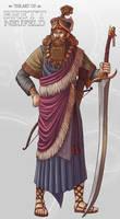 Babylonian Giant by Brett-Neufeld