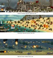 World War II gone Metal Slug by Kenisi