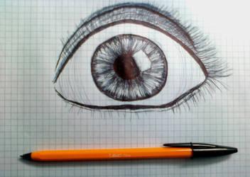 Eye by TristisIris