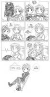 Obi X Ani Comic by JediSlash