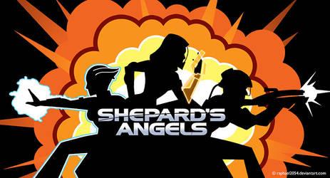 Shepard's Angels by Raphael2054