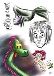 Sketchbook 09 by theod-design